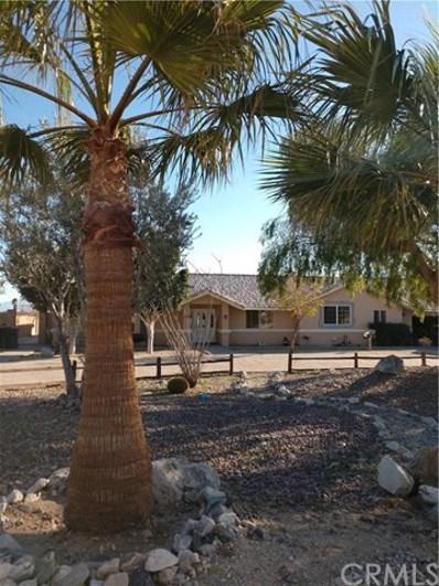 65793 14 Street, Desert Hot Springs, CA 92240 - MLS#: EV21040326
