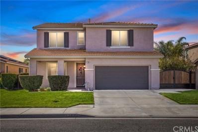 1168 Christa Circle, San Jacinto, CA 92582 - MLS#: EV21069979