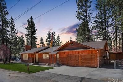 461 W North Shore Drive, Big Bear, CA 92314 - MLS#: EV21078188