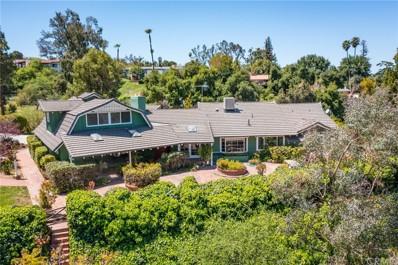 111 Sierra Vista Drive, Redlands, CA 92373 - MLS#: EV21082445