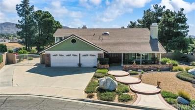 11270 Chief Lane, Moreno Valley, CA 92557 - MLS#: EV21085336