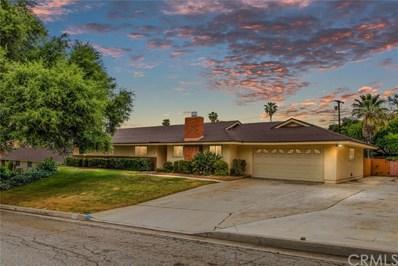 1549 Cameo Drive, Redlands, CA 92373 - MLS#: EV21085556