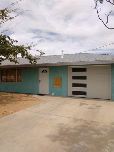 6109 Sunset Road, Joshua Tree, CA 92252 - MLS#: EV21087984