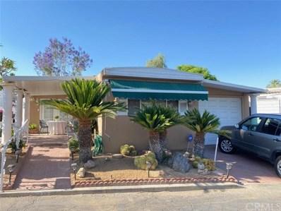 70260 Highway 111 UNIT 20, Rancho Mirage, CA 92270 - MLS#: EV21098149
