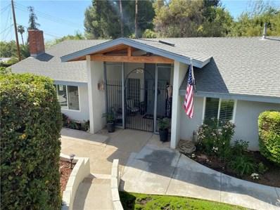 213 Eucalyptus Drive, Redlands, CA 92373 - MLS#: EV21120908