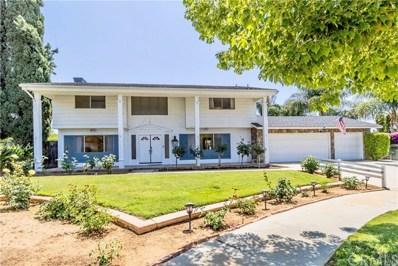 1607 Marjorie Cres, Redlands, CA 92373 - MLS#: EV21125353
