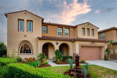 16720 S Peak Court, Riverside, CA 92503 - MLS#: EV21125578