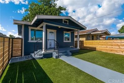 1348 E 58th Place, Los Angeles, CA 90001 - MLS#: EV21126019