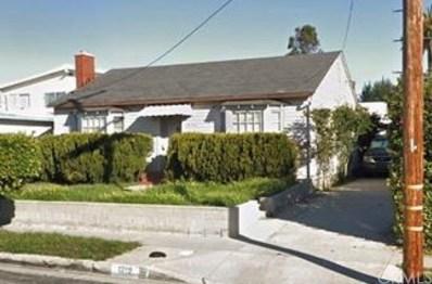 1219 W 121st Street, Los Angeles, CA 90044 - MLS#: EV21149206