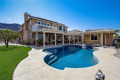 13634 Canyon Crest Road, Yucaipa, CA 92399 - MLS#: EV21153244