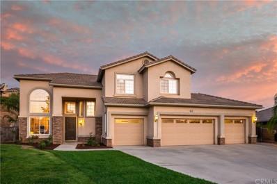 36367 Ridgeview Place, Yucaipa, CA 92399 - MLS#: EV21154209