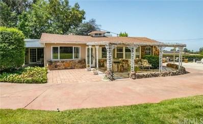 1506 Ridge Street, Redlands, CA 92373 - MLS#: EV21156856