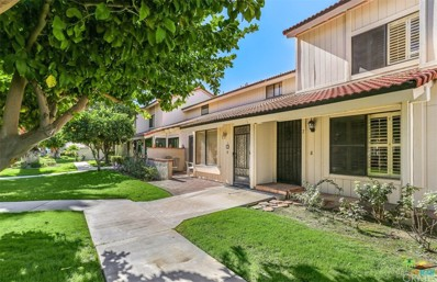 6071 Arroyo Road UNIT 4, Palm Springs, CA 92264 - MLS#: EV21160251