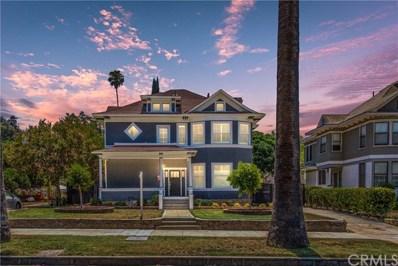 425 W Olive Avenue, Redlands, CA 92373 - MLS#: EV21161457