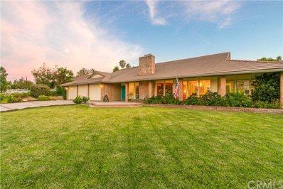 618 E Sunset Drive, Redlands, CA 92373 - MLS#: EV21164101