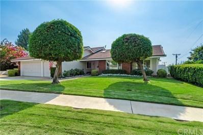 664 Golden West Drive, Redlands, CA 92373 - MLS#: EV21165494