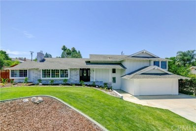 648 Golden West Drive, Redlands, CA 92373 - MLS#: EV21165695