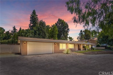 1545 Elizabeth Street, Redlands, CA 92373 - MLS#: EV21173581