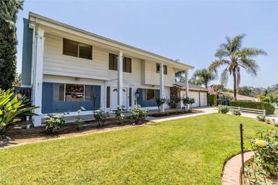 1607 Marjorie, Redlands, CA 92373 - MLS#: EV21199965