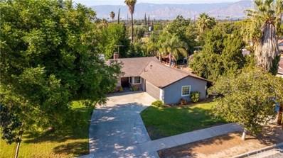 1204 W Fern Avenue, Redlands, CA 92373 - MLS#: EV21203953