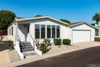 38 Poinsettia Gardens Drive, Ventura, CA 93004 - MLS#: FR19134076