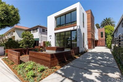2215 5th Street UNIT B, Santa Monica, CA 90405 - MLS#: FR20181634