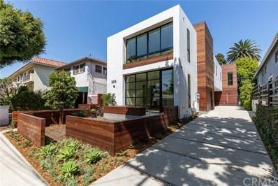 2215 5th Street UNIT A, Santa Monica, CA 90405 - MLS#: FR20186564