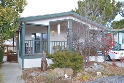 46041 Road 415 UNIT 136, Coarsegold, CA 93614 - MLS#: FR21015513