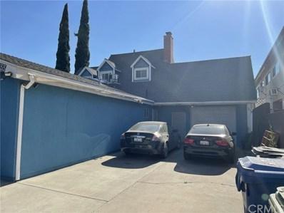 6855 Hinds Avenue, North Hollywood, CA 91605 - MLS#: FR21160868