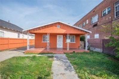 519 W 62nd Street, Los Angeles, CA 90044 - MLS#: IG17058325