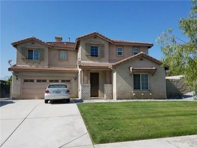 16592 Bayleaf Lane, Fontana, CA 92337 - MLS#: IG17107538