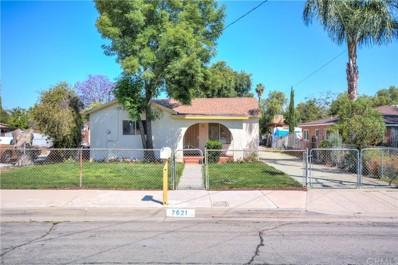7621 Casa Blanca Street, Riverside, CA 92504 - MLS#: IG17115622