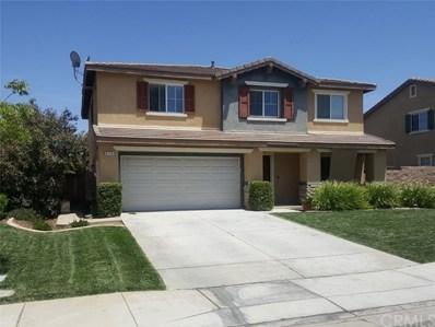 9176 San Luis Obispo Lane, Riverside, CA 92508 - MLS#: IG17125826
