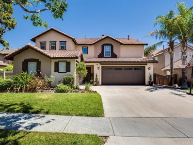 385 Minaret Street, Corona, CA 92881 - MLS#: IG17141742