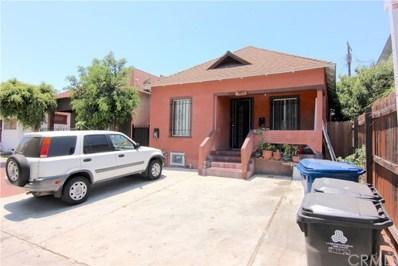 3439 Paloma Street, Los Angeles, CA 90011 - MLS#: IG17142047