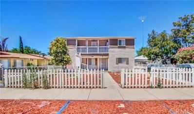 449 N Santa Fe Street, Hemet, CA 92543 - MLS#: IG17144282