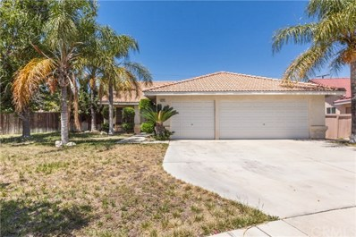 505 S Dallas Avenue, San Bernardino, CA 92410 - MLS#: IG17144419