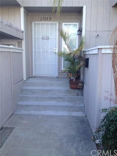 2760 W Segerstrom Avenue UNIT B, Santa Ana, CA 92704 - MLS#: IG17146338
