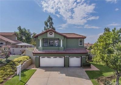 22863 Mission Bells Street, Corona, CA 92883 - MLS#: IG17176300