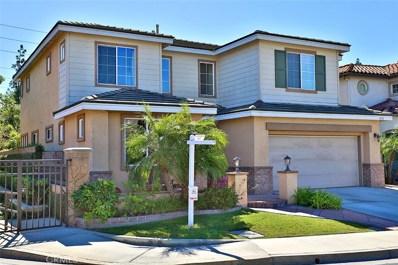 8196 E Brookdale Lane, Anaheim Hills, CA 92807 - MLS#: IG17176481