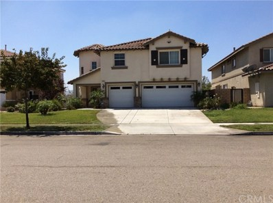 15647 Fontlee Lane, Fontana, CA 92335 - MLS#: IG17180308