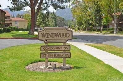 1565 Border Avenue UNIT C, Corona, CA 92882 - MLS#: IG17185168