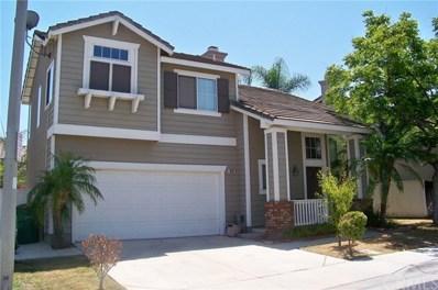 949 Palermo Lane, Corona, CA 92879 - MLS#: IG17186080