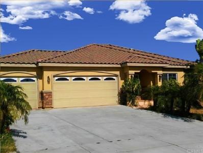 1711 N Pampas Avenue, Rialto, CA 92376 - MLS#: IG17186190