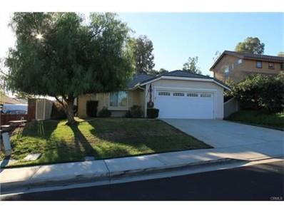 27324 Eagles Nest Drive, Corona, CA 92883 - MLS#: IG17195002