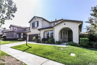 15637 Iron Spring Lane, Fontana, CA 92336 - MLS#: IG17195323