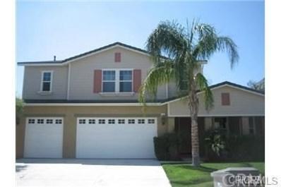 7137 Midnight Rose Circle, Eastvale, CA 92880 - MLS#: IG17201437