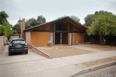 834 Wildrose Avenue, Monrovia, CA 91016 - MLS#: IG17204105
