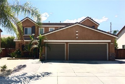 918 Garrett Way, San Jacinto, CA 92583 - MLS#: IG17210232