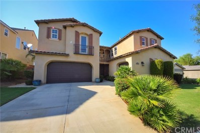 25507 Red Hawk Road, Corona, CA 92883 - MLS#: IG17210451